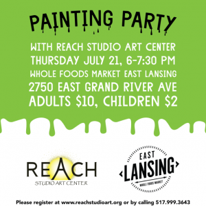 Reach painting party FB